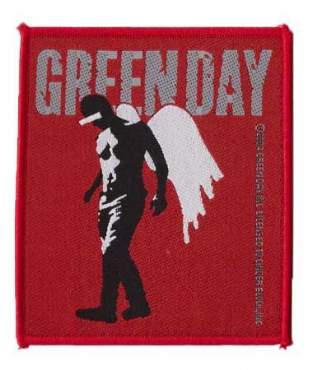 Green Day Patch 4